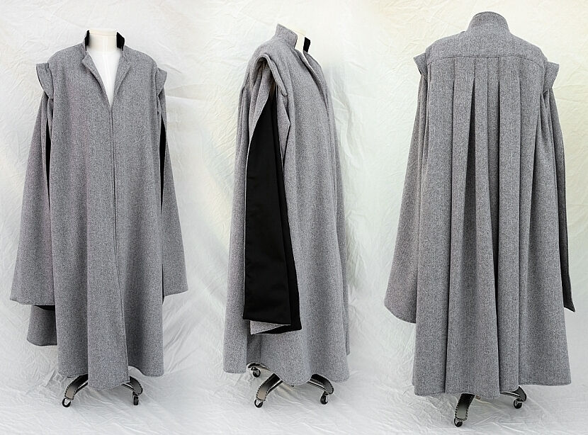 Custom Created Professor Quirrel Style Cloak