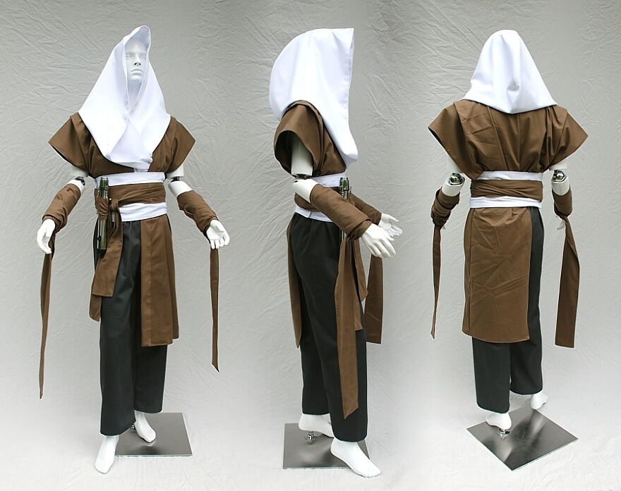 Clothing and Costumes Inspired by the Star Wars Universe from Twin ...