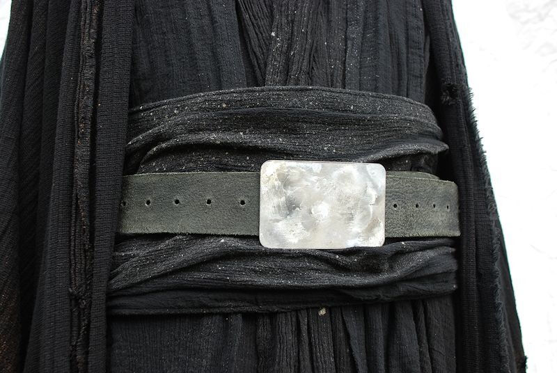 Dark Obi Wan October 2014 belt details