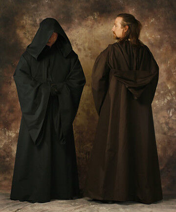 Jedi Style Robes