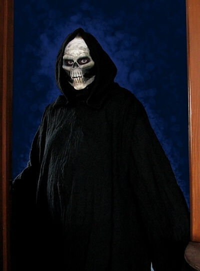 It's a Mr. Death! He's a reaper!