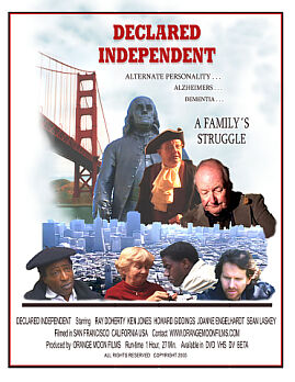 Declared Independent film poster