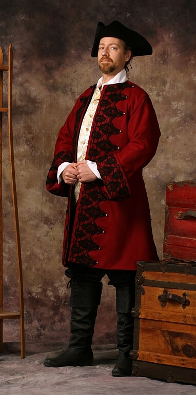 Early 1700's Coat