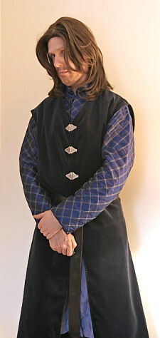 Faramir Inspired Outfit