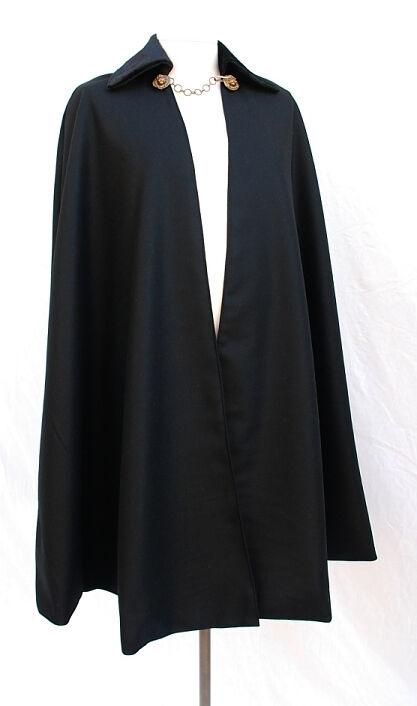 First Doctor Style Cape