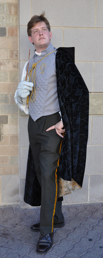 Gilderoy Lockhart Inspired Outfit