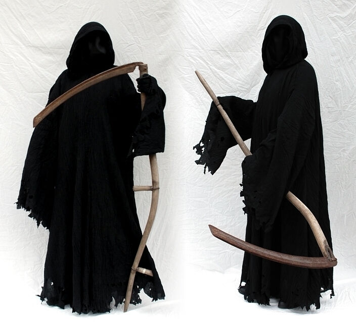 Grim Reaper or Death Robe Costume