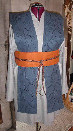 Alternate Universe Jedi Leia Embroidered Star Wars Costume