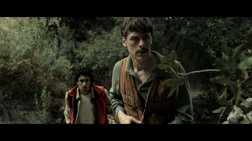 The Hunt Film Still - Kurt and Nathan