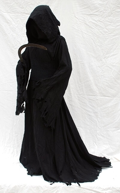 Lady Death Robe