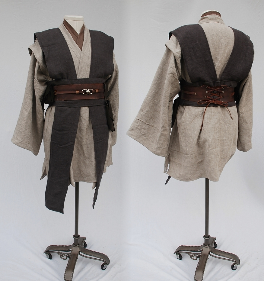 Mace Windu Inspired Costume