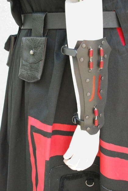 Miraluka Outfit Bracers Detail