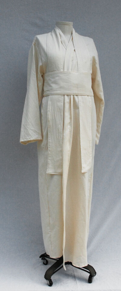 Old Obi Wan Style Cotton Tunic Set
