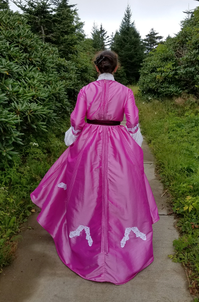 Rhododendron Blossom Day Costume