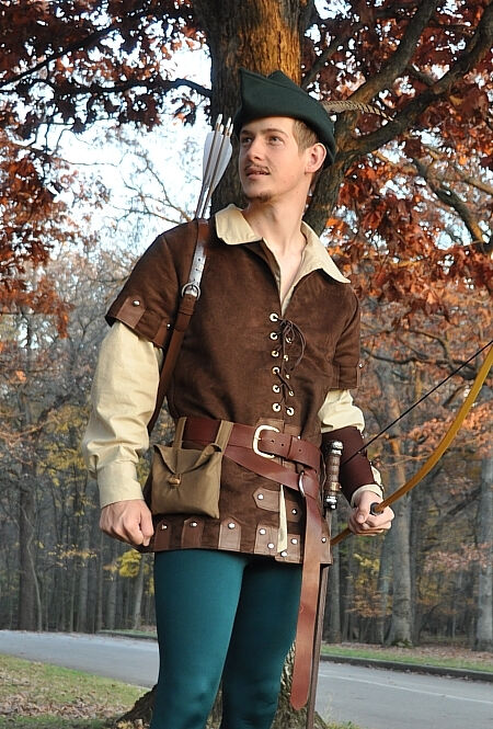 Eric Scull as Robin Hood