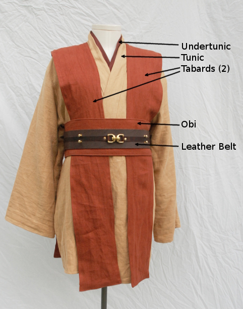 Tunic Set Pieces Description