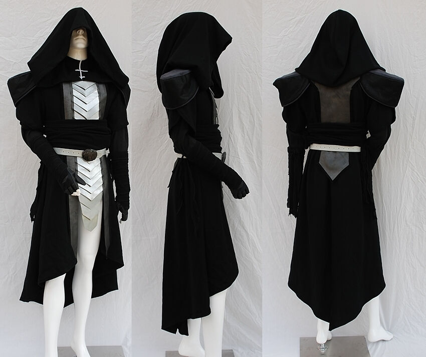 Sith Lord Custom Costume