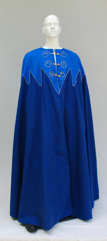 The Sixth Dr's Cloak