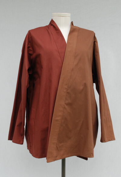 Brown Kona Cotton Undertunics