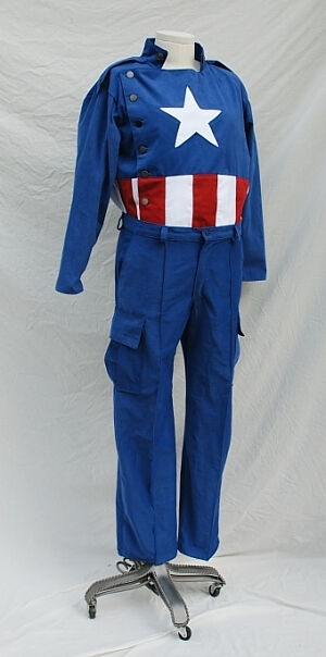 WWII Captain America Inspired Oufit