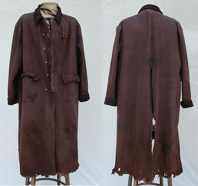 Western Duster Costume