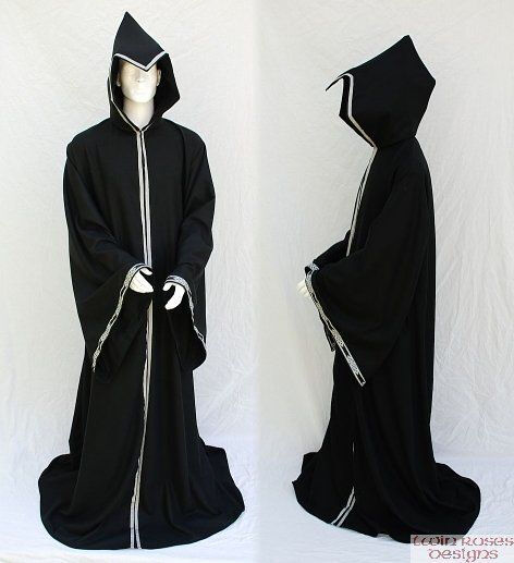 Custom Robes for Wizard Commercial