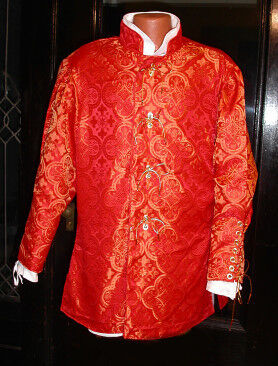 15th Century Doublet without Belt
