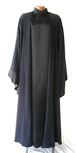 He Who Shall Not Be Named Silk Robes