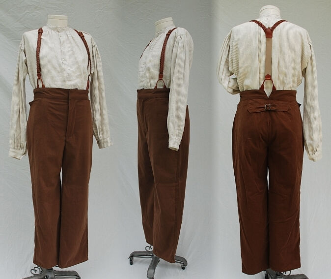 Victorian Western Mens Outfit