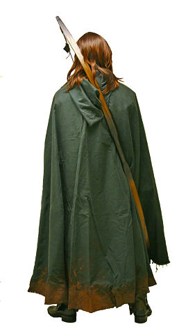 Ithilien Ranger Distressed Cloak