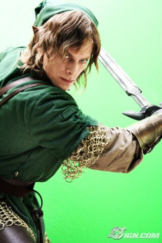 Link Costume Official Photo